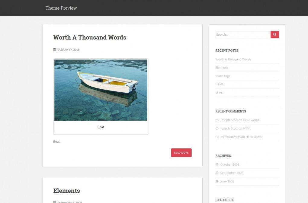 Sparkling. Шаблон для сайтов различной тематической направленности ... f01b3d6feb9